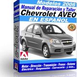 Manual Reparacion Y Servicio De Chevrolet Aveo 2006 Pdf
