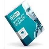 Antivirus Nod Eset Internet Security 1 Pc 1 Año