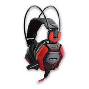 Auriculares Gamer Con Micrófono Noganet Modelo Conquer
