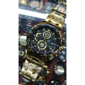 88df87f9a19 Relogio Casio 474sek Edifice - Relógios De Pulso no Mercado Livre Brasil