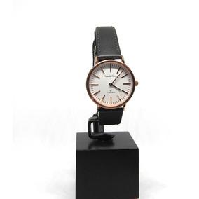 Reloj Alexandre Christie Para Dama Chapa De Oro Oferta!! Wow