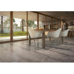 Porcelanato San Pietro Cemento Gris 52,3x105,5 1º X M2