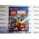 Lego Marvel Super Heroes Ps4 Envío Y Garantía Incluido