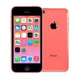 Apple Iphone 5c 8gb 100% Original 8mp A6 Rosa Mostruario