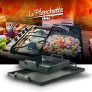 Planchetta 2 Hornallas+1hornalla +2espátulas +1 Juego Patas