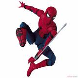 Preventa Spiderman Homecoming Mafex Medicom (oct-17)