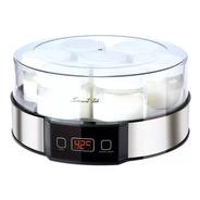 Yogurtera Smart Tek Ym750 Digital 7 Recip Vidrio 1,2 Litros