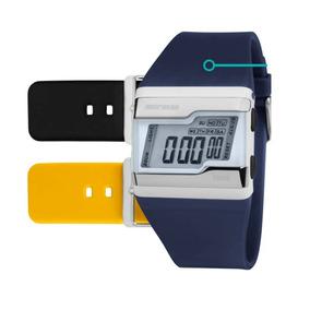 a5bfaac0045 Amarelo Pulseira Mormaii 2115 Azul - Joias e Relógios no Mercado ...