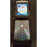 Motorola Razr V3 Bluetooth Original Metalico 100% Negro