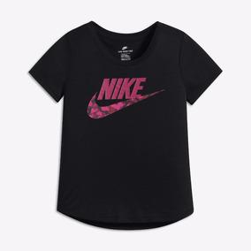 Camiseta Nike Nsw Tri Scoop Fut Infantil 862605 Original