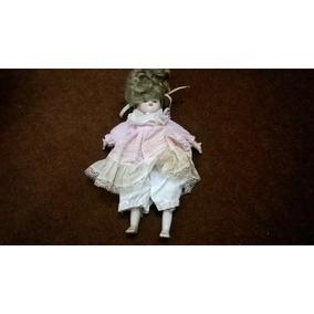 Conjunto De 4 Bonecas De Pierrot (porcelana)