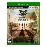 State Of Decay 2 Xbox One Fisico Nuevo Sellado