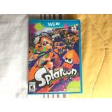 Wii U: Splatoon