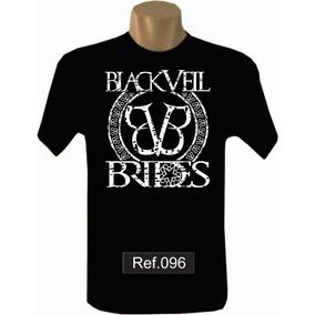 Camiseta Black Veil Brides Camisas De Bandas Rock