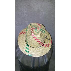 65 Sombrero De Palma Tipo Cubano .pachuco ,fedora