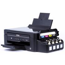 Impresora Epson L375 L395 Sistema Original Wifi A Domicilio