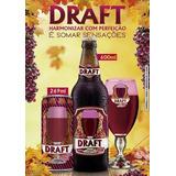 21fdd613c Chopp De Vinho - Draft (pack Com 12 Un 600 Ml Cada)