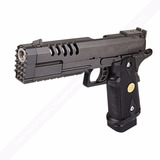 Pistola We Hi-capa 5.2 /6 Mm - Airsoft - Full Metal Blowback