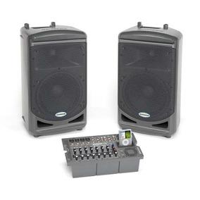 Sistema Samsontech Xp510i Portable Pa