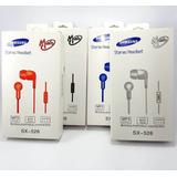 Fone De Ouvido C Microfone Samsung Color Sx-526 Atacad