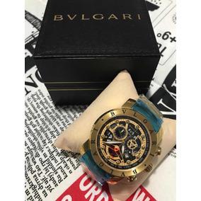 Relógio Bvlgari Iron Man Original Promoção!!