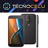 Motorola Moto G4 16gb Original Libre Nuevo Envío - Tecnocelu