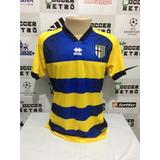 166dfbf0f0 Camisa Parma Calcio - Camisas de Futebol Azul no Mercado Livre Brasil