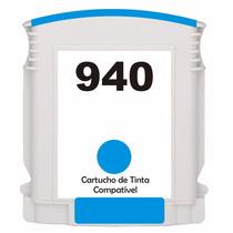 Cartucho Cyan 940xl 940 C4903a C4907al C4907ab 8000wl 8500w