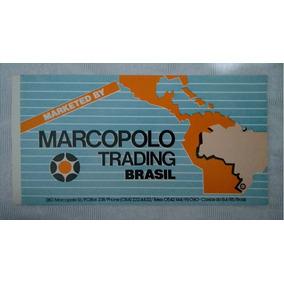 Antigo E Raro Adesivo Da Marcopolo De Caxias Do Sul