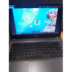 Notebook Exo Smart R9x-f1445 Intel N3060 4gb 500gb Lector Wi