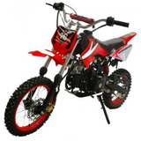 Super Mini Moto Cross 110cc Gan 4 Tempos Gasolina 0km