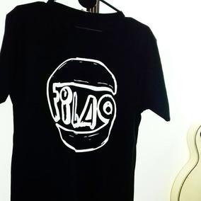 Remera Logo Fila - Ropa y Accesorios Negro en Mercado Libre Argentina f5cff2940f4