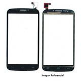 Mica Tactil Telefono Alcatel Pop Ot7040 Color Negro Tt