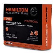 Grapas Para Engrapadora Hamilton 5,7 X 32 Mm Eyc32 2482 Unid