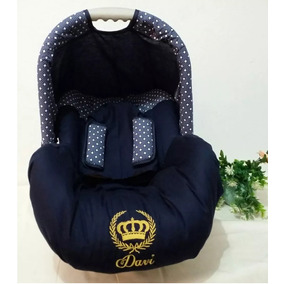 Capa Bebê Conforto Burigot Galzer (personalizada)