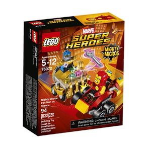 Lego® Super Heroes : Iron Man Vs. Thanos (76072)