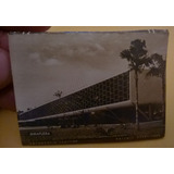 Caixa De Fósforo Antiga Lembrança De São Paulo Ibirapuera
