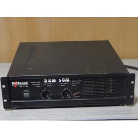 Amplificador Potencia Hotsound 4.0 Sx