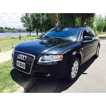 A4 Tdi2.0 Negro, Estado Inigualable 2007
