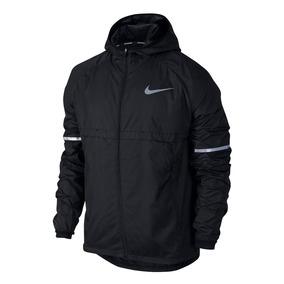 Campera Nike Shield Negro Hombre