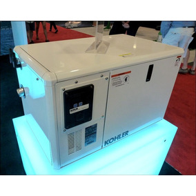 Grupo Electrogeno Marino Diesel 7 Kva Kohler C/garantia