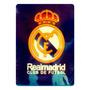 Cobijas Del Real Madrid Y Cristiano 100%poliester Individual