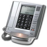Telefono Lcd Con Pantalla Tactil Con Altavoz Y Calendario