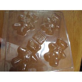 Acetato Moldes Para Chocolates Gomitas Jabon O Yeso.