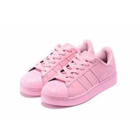 tenis adidas para mujer rosas