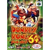 Donkey Kong 64, N64 Importación Japonesa