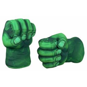 Increíble Hulk 2 Puños Gigantes Acolchados