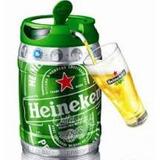 Cerveza Heineken Barril 5 Litros