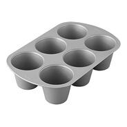 Molde Muffins Extra Grande 6 Cavidades Wilton 2105-9921