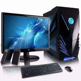 Computadora Core 2 Duo,4gb,750dd,monitor 22